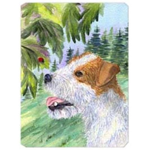 Carolines Treasures SS8211MP Jack Russell Terrier Mouse Pad Hot Pad & Trivet