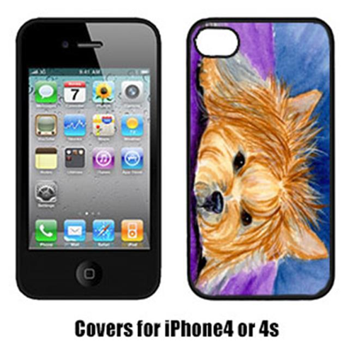 Carolines Treasures SS8749IP4 Yorkie Cell Phone Cover Iphone4