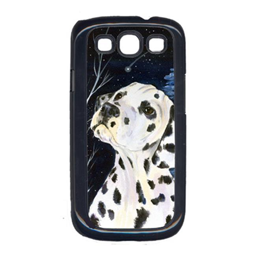 Carolines Treasures SS8370GALAXYSIII Starry Night Dalmatian Galaxy S111 Cell Phone Cover