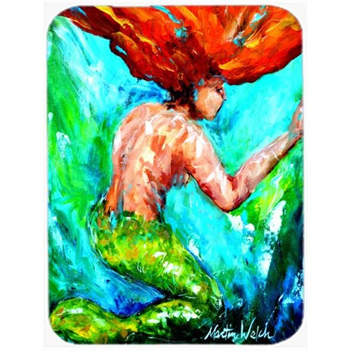 Carolines Treasures MW1200MP Mermaids Heaven Mouse Pad Hot Pad & Trivet