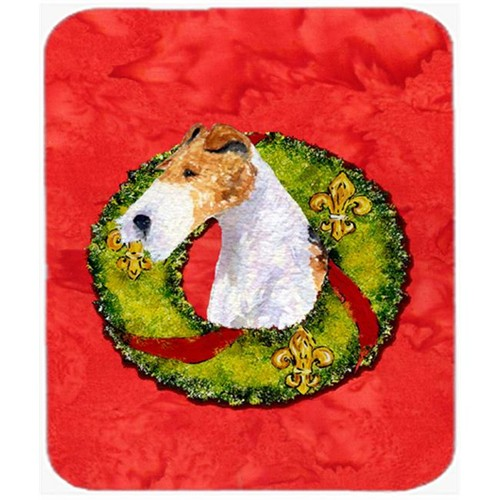 Carolines Treasures SS4168MP Fox Terrier Mouse Pad Hot Pad or Trivet