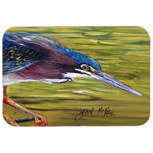 Carolines Treasures JMK1016MP Green Heron Mouse Pad Hot Pad & Trivet