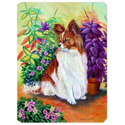 Carolines Treasures 7274MP 8 x 9.5 in. Papillon Mouse Pad Hot Pad or Trivet