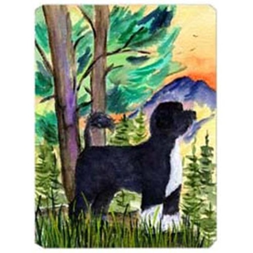 Carolines Treasures SS8429MP Portuguese Water Dog Mouse Pad