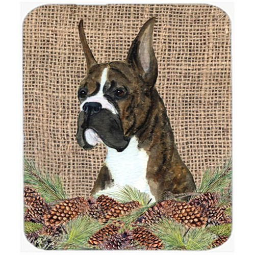 Carolines Treasures SS4097MP Boxer Mouse Pad Hot Pad or Trivet