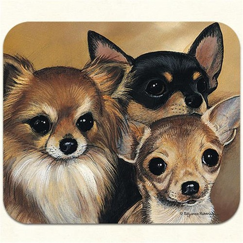 Fiddlers Elbow m403 Chihuahua Mouse Pad Pack Of 2
