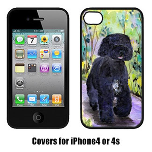 Carolines Treasures SS8264IP4 Portuguese Water Dog Cell Phone cover IPhone 4