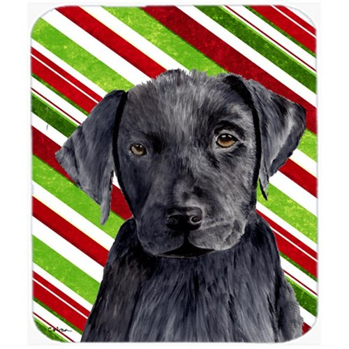 Carolines Treasures SC9324MP Labrador Candy Cane Holiday Christmas Mouse Pad Hot Pad or Trivet