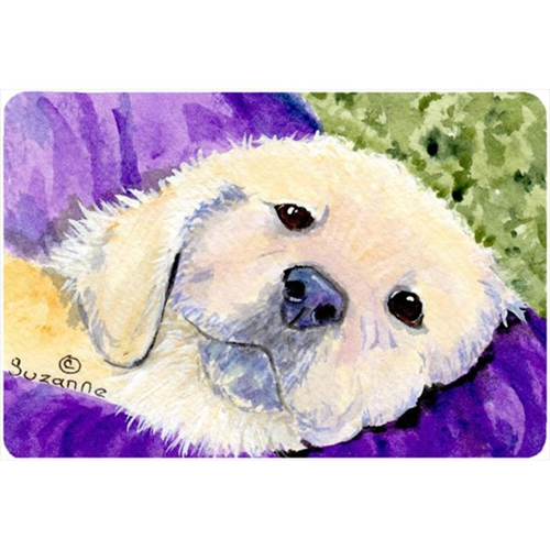 Carolines Treasures SS8715MP Golden Retriever Mouse pad hot pad or trivet