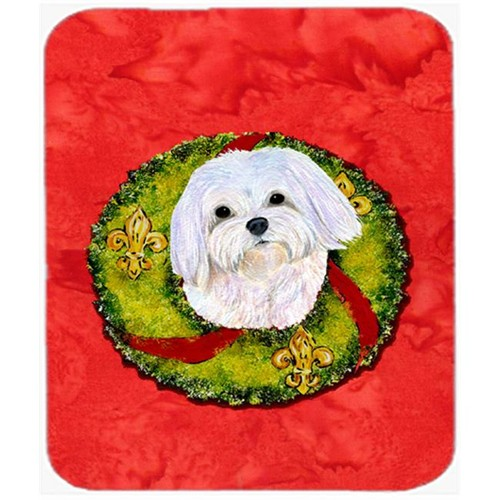 Carolines Treasures SS4172MP Maltese Mouse Pad Hot Pad or Trivet