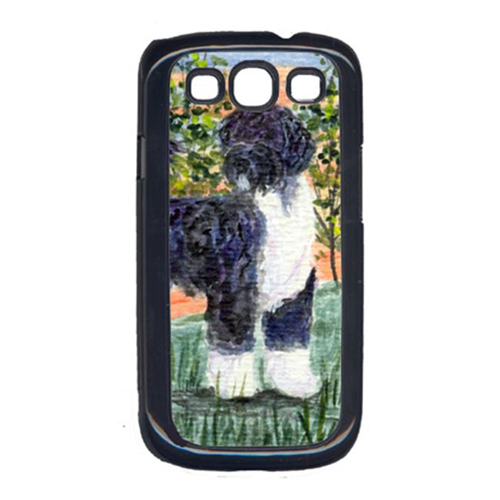 Carolines Treasures SS8855GALAXYSIII Portuguese Water Dog Cell Phone Cover Galaxy S111