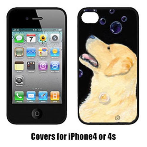 Carolines Treasures SS8940IP4 Golden Retriever Iphone 4 Cover