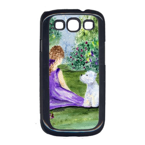 Carolines Treasures SS8246GALAXYSIII Westie Galaxy S111 Cell Phone Cover