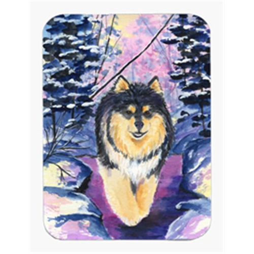 Carolines Treasures SS1054MP 8 x 9.5 in. Finnish Lapphund Mouse Pad Hot Pad or Trivet