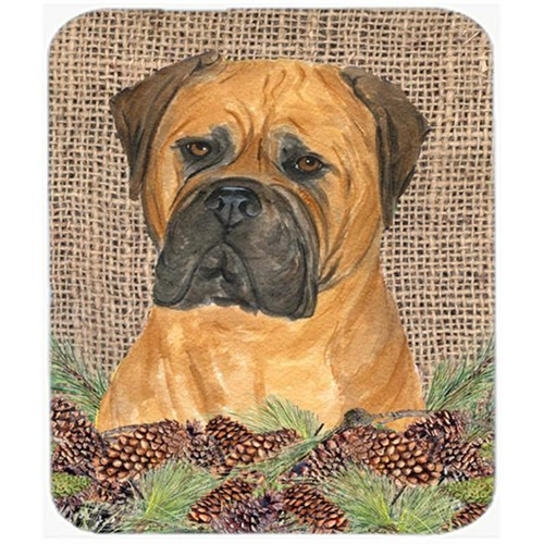 Carolines Treasures SS4065MP Bullmastiff Mouse Pad Hot Pad Or Trivet