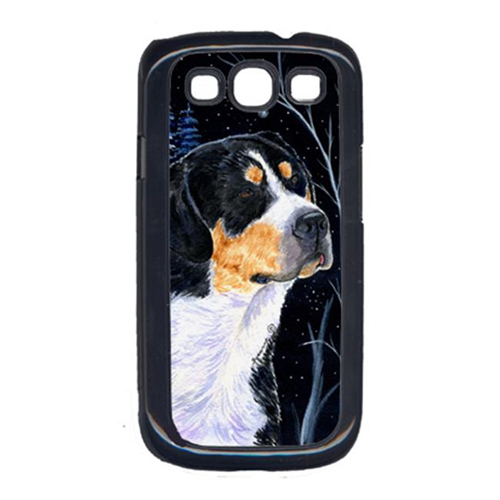 Carolines Treasures SS8393GALAXYSIII Starry Night Bernese Mountain Dog Cell Phone Cover Galaxy S111