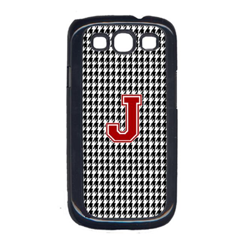 Carolines Treasures cover for Samsung Galaxy S111; Samsung Galaxys3 - Black
