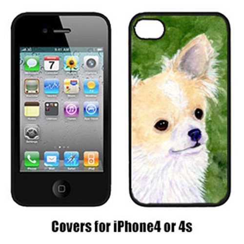 Carolines Treasures SS8788IP4 Chihuahua Iphone4 Cover
