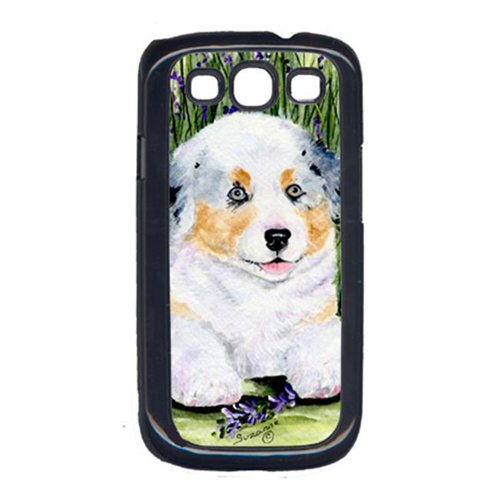 Carolines Treasures SS8005GALAXYSIII Australian Shepherd Cell Phone Cover Galaxy S111