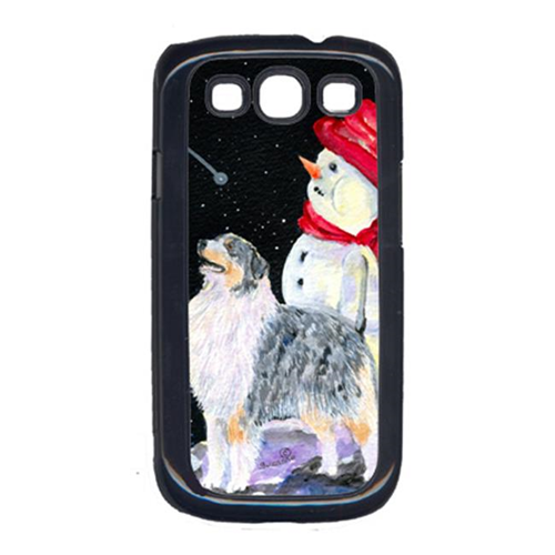 Carolines Treasures SS8574GALAXYSIII Australian Shepherd Cell Phone Cover Galaxy S111