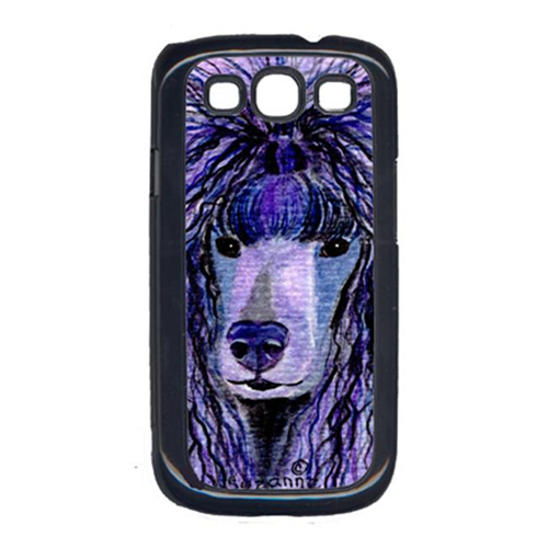 Carolines Treasures SS8800GALAXYSIII Poodle Cell Phone Cover Galaxy S111