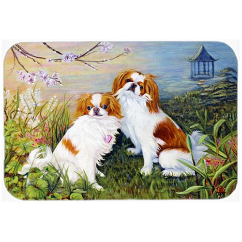 Carolines Treasures MH1061MP Japanese Chin Wasabi And Ginger Mouse Pad Hot Pad & Trivet