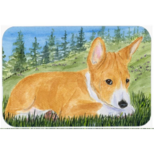 Carolines Treasures SS8016MP Basenji Mouse Pad Hot Pad & Trivet