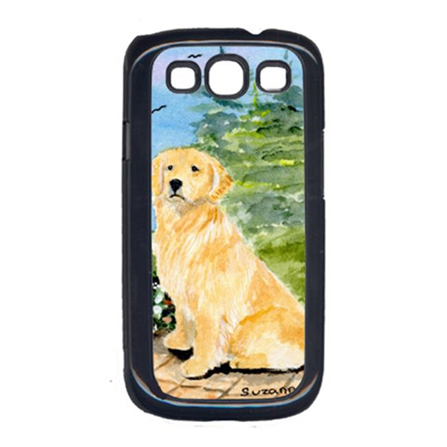Carolines Treasures SS8758GALAXYSIII Golden Retriever Galaxy S111 Cell Phone Cover