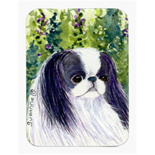 Carolines Treasures SS8730MP Japanese Chin Mouse Pad & Hot Pad Or Trivet