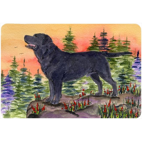 Carolines Treasures SS8624MP Labrador Mouse pad hot pad or trivet