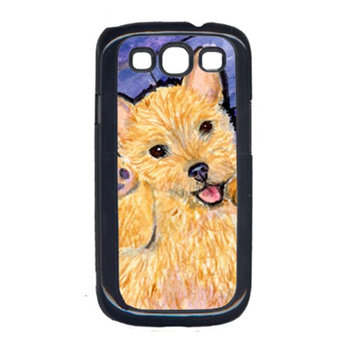 Carolines Treasures SS8911GALAXYSIII Norwich Terrier Cell Phone Cover Galaxy S111