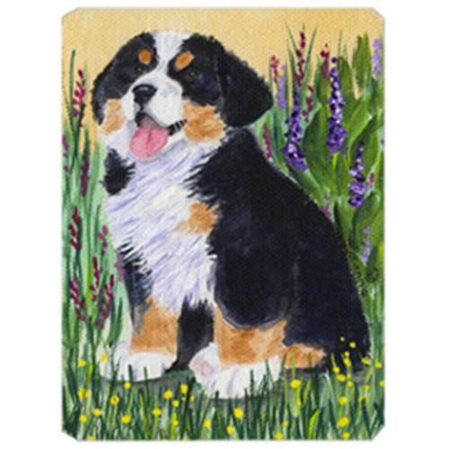 Carolines Treasures SS8215MP Bernese Mountain Dog Mouse Pad Hot Pad & Trivet