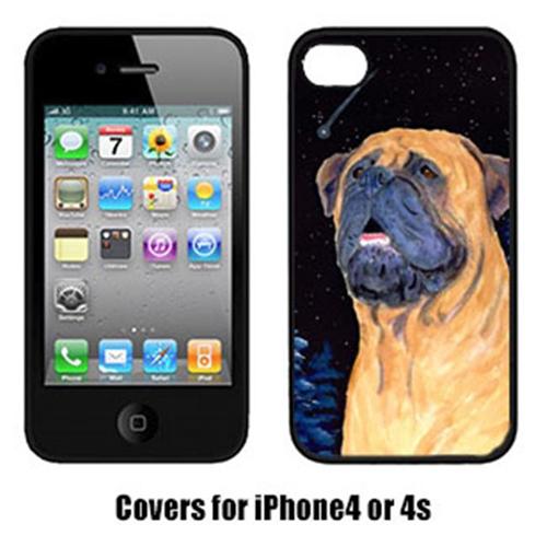 Carolines Treasures SS8672IP4 Bullmastiff Iphone4 Cover