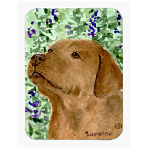 Carolines Treasures SS8743MP Labrador Mouse Pad & Hot Pad Or Trivet