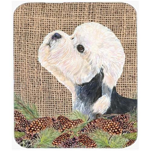 Carolines Treasures SS4092MP Dandie Dinmont Terrier Mouse Pad Hot Pad or Trivet