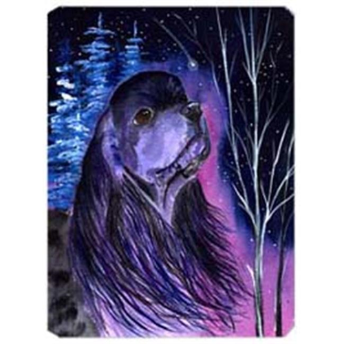Carolines Treasures SS8385MP Starry Night Cocker Spaniel Mouse Pad