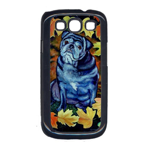Carolines Treasures 7159GALAXYSIII Pug Cell Phone Cover Galaxy S111