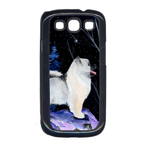 Carolines Treasures SS8380GALAXYSIII Starry Night Keeshond Galaxy S111 Cell Phone Cover