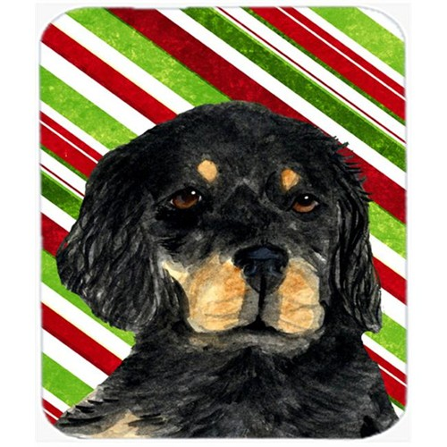 Carolines Treasures SS4584MP Gordon Setter Candy Cane Holiday Christmas Mouse Pad Hot Pad Or Trivet