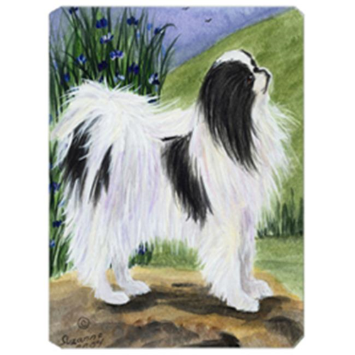 Carolines Treasures SS8028MP Japanese Chin Mouse Pad Hot Pad & Trivet