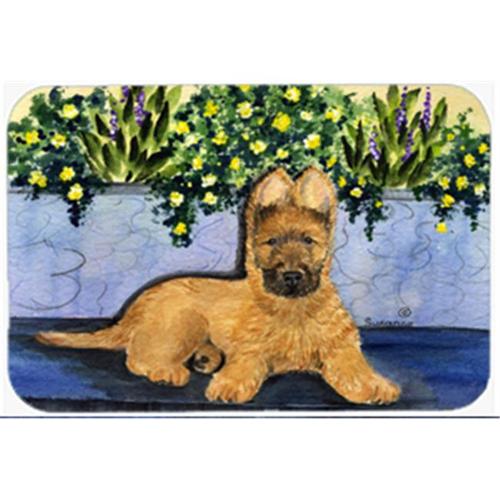 Carolines Treasures SS8180MP Briard Mouse Pad Hot Pad & Trivet
