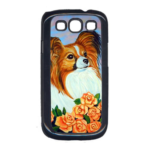 Carolines Treasures 7246GALAXYSIII Papillon Cell Phone Cover Galaxy S111
