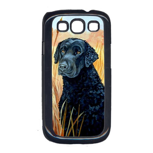 Carolines Treasures 7097GALAXYSIII Curly Coated Retriever Galaxy S111 Cell Phone Cover
