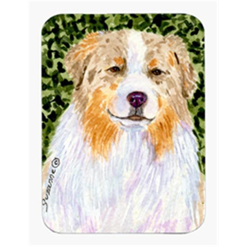 Carolines Treasures SS8733MP Australian Shepherd Mouse Pad & Hot Pad Or Trivet