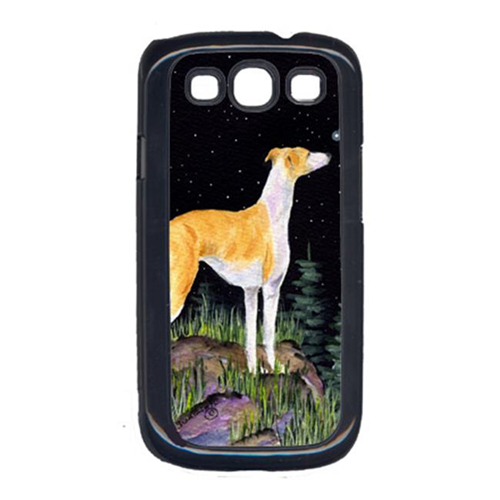 Carolines Treasures SS8492GALAXYSIII Starry Night Whippet Galaxy S111 Cell Phone Cover