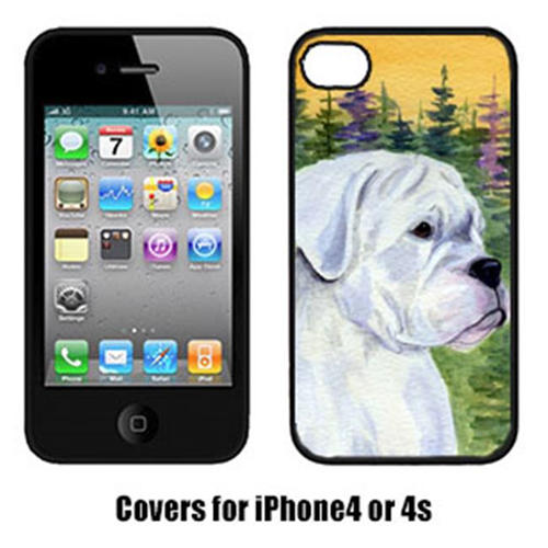 Carolines Treasures SS8198IP4 Boxer Cell Phone cover IPhone 4