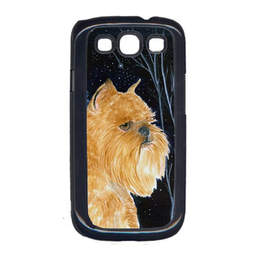 Carolines Treasures SS8362GALAXYSIII Starry Night Brussels Griffon Cell Phone Cover Galaxy S111