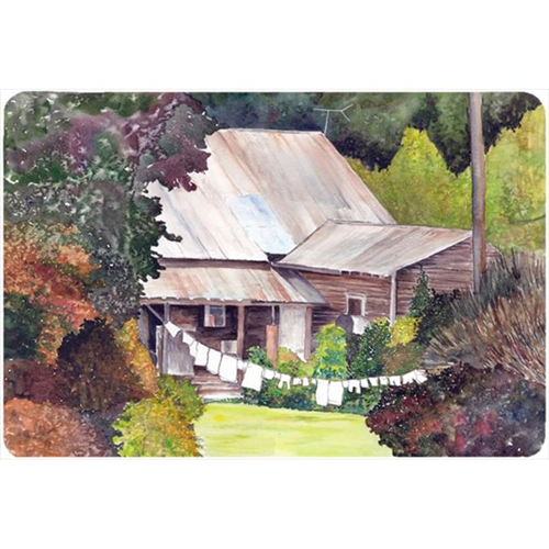Carolines Treasures 8741MP 9.25 x 7.75 in. Wash Day Mouse Pad Hot Pad Or Trivet