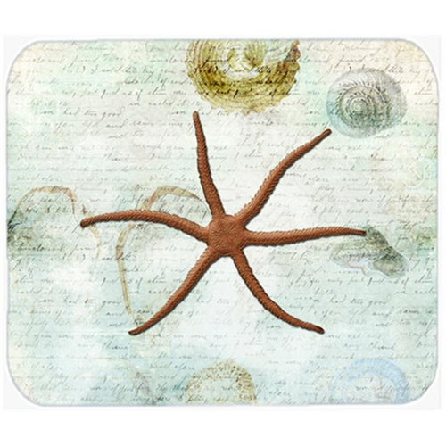 Carolines Treasures SB3048MP 9.5 x 8 in. Starfish Mouse Pad Hot Pad or Trivet