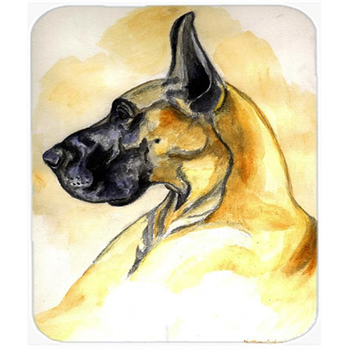 Carolines Treasures 7071MP 9.5 x 8 in. Fawn Great Dane Mouse Pad Hot Pad or Trivet